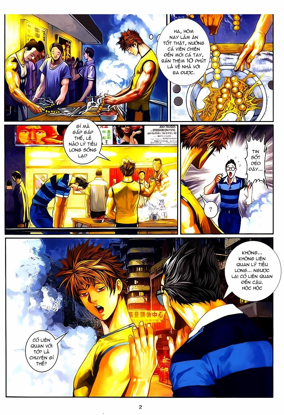 Quyền Đạo chapter 7 trang 2