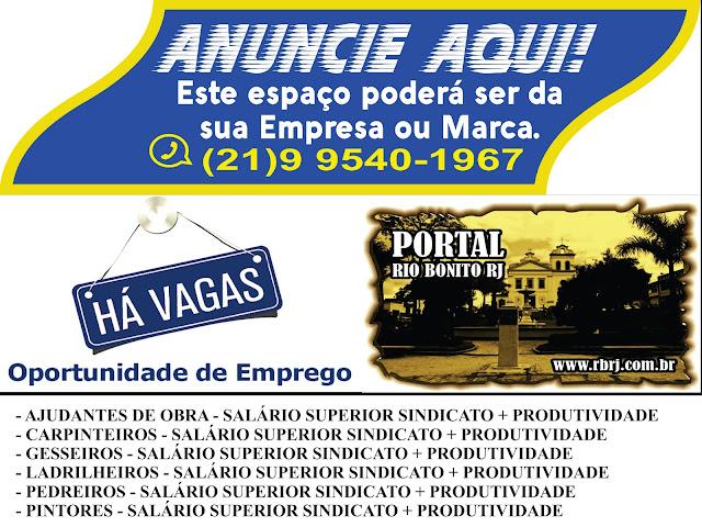 Portal Rio Bonito
