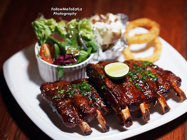 Beer Marinated Pork Ribs  RM 53.90