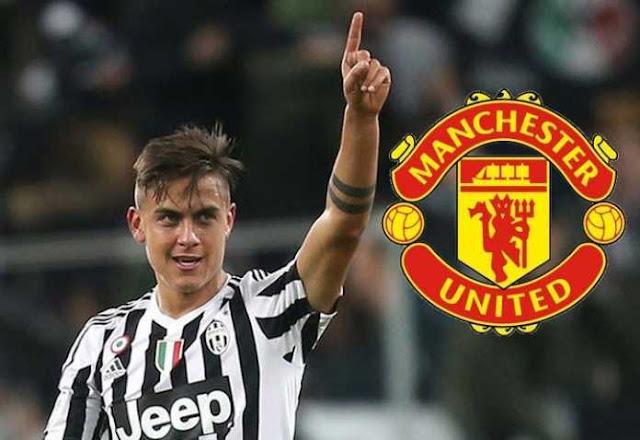 Manchester United Siap Tukar 2 Pemain Dengan Paulo Dybala