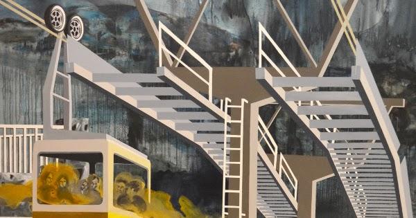 art et glam l 39 exposition de park sinyoung et nicolas nicolini au centre culturel cor en paris 16e. Black Bedroom Furniture Sets. Home Design Ideas