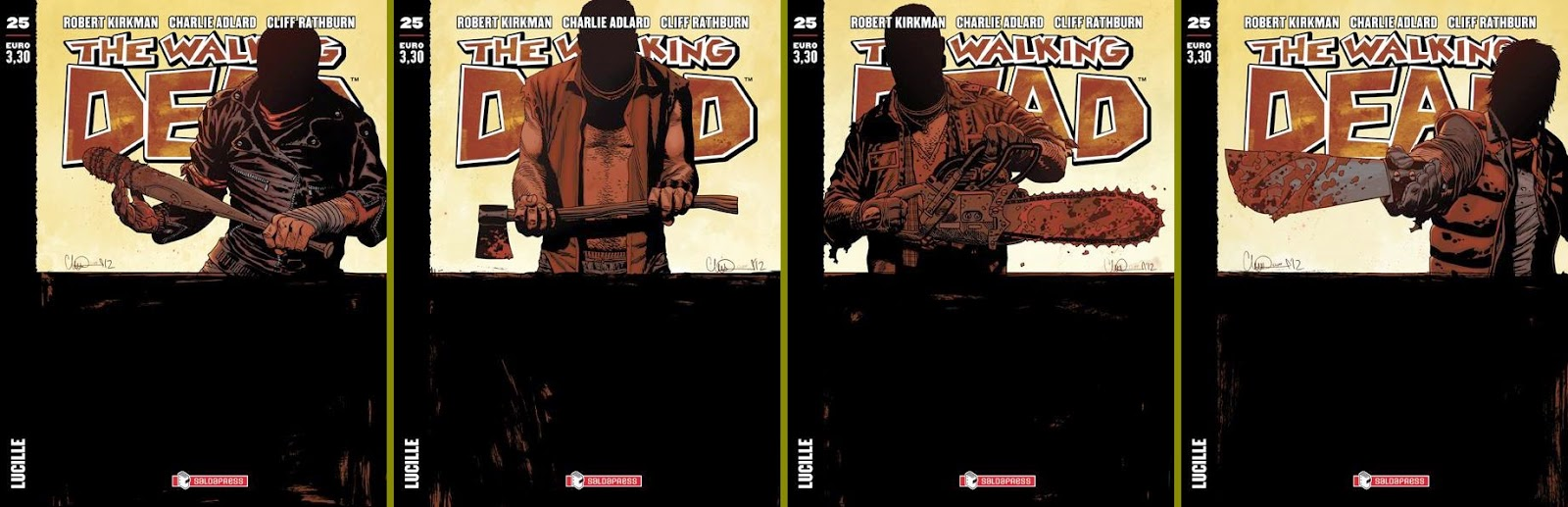 The Walking Dead #25 - Lucille