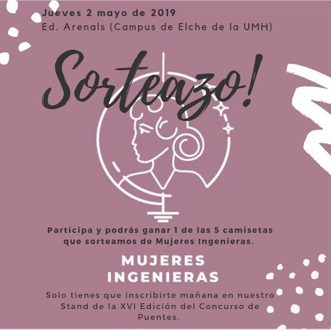 2 de Mayo: XVI EDICIÓN DEL CONCURSO DE PUENTES
