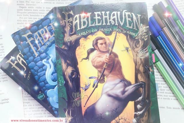 Fablehaven, Nas Garras da Praga das Sombras - Livro 3