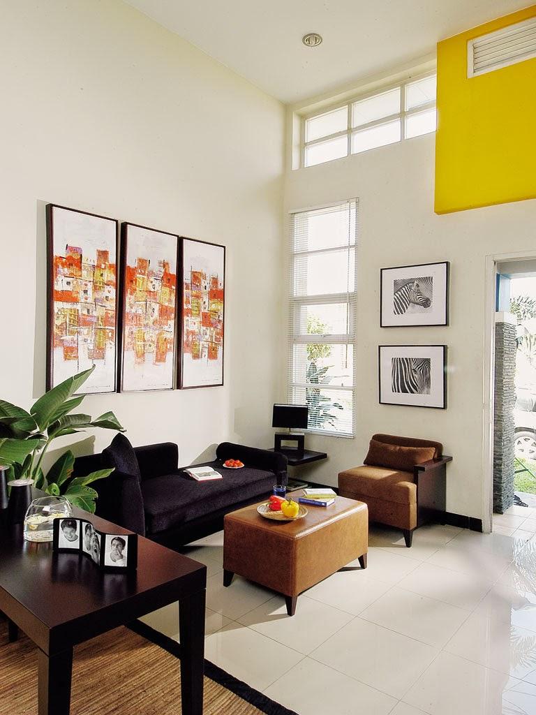 Design Rumah Idaman: Design Interior Ruang Tamu Sederhana