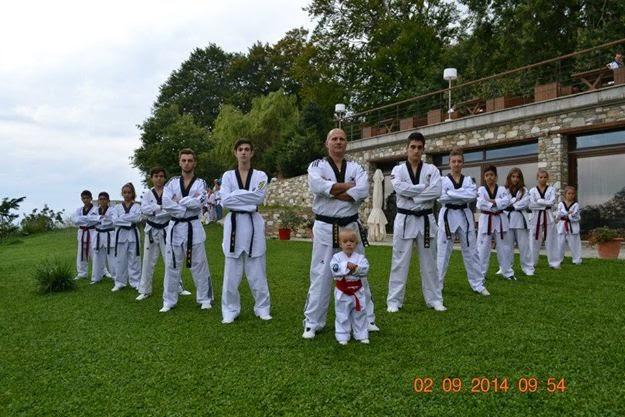 Kyung-Hee Academy Athens Taekwondo