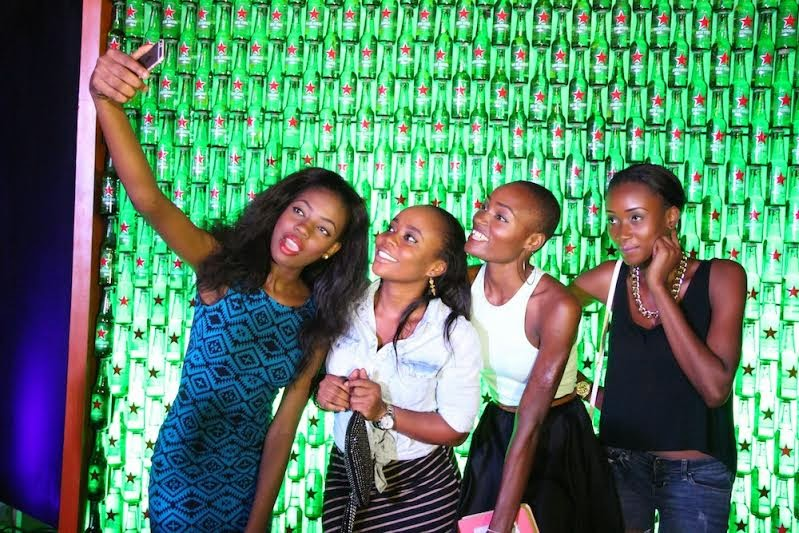 3 Grammy winning DJs, Black Chiney & DJ Snoop Da Damaja shut down Club Quilox for Heineken Green Light party