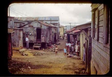 Arrabales En Puerto Rico De 1930 Hasta 1970 Puerto Rico 1930 40