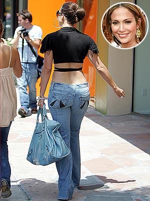 Nalgas en jeans sin bolsas - 2 part 4