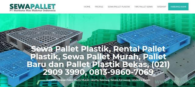 Daftar PT Perusahaan Distributor Pallet Plastik Bekas & Baru di Bekasi