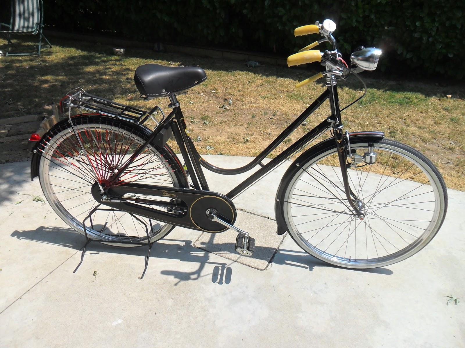 Biciclette Epoca By Vallo64 Taurus 27 Donna Anni 80