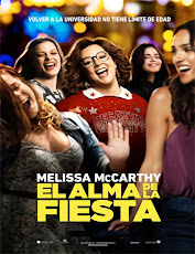 pelicula El Alma de la Fiesta (Life of the Party) (2018)