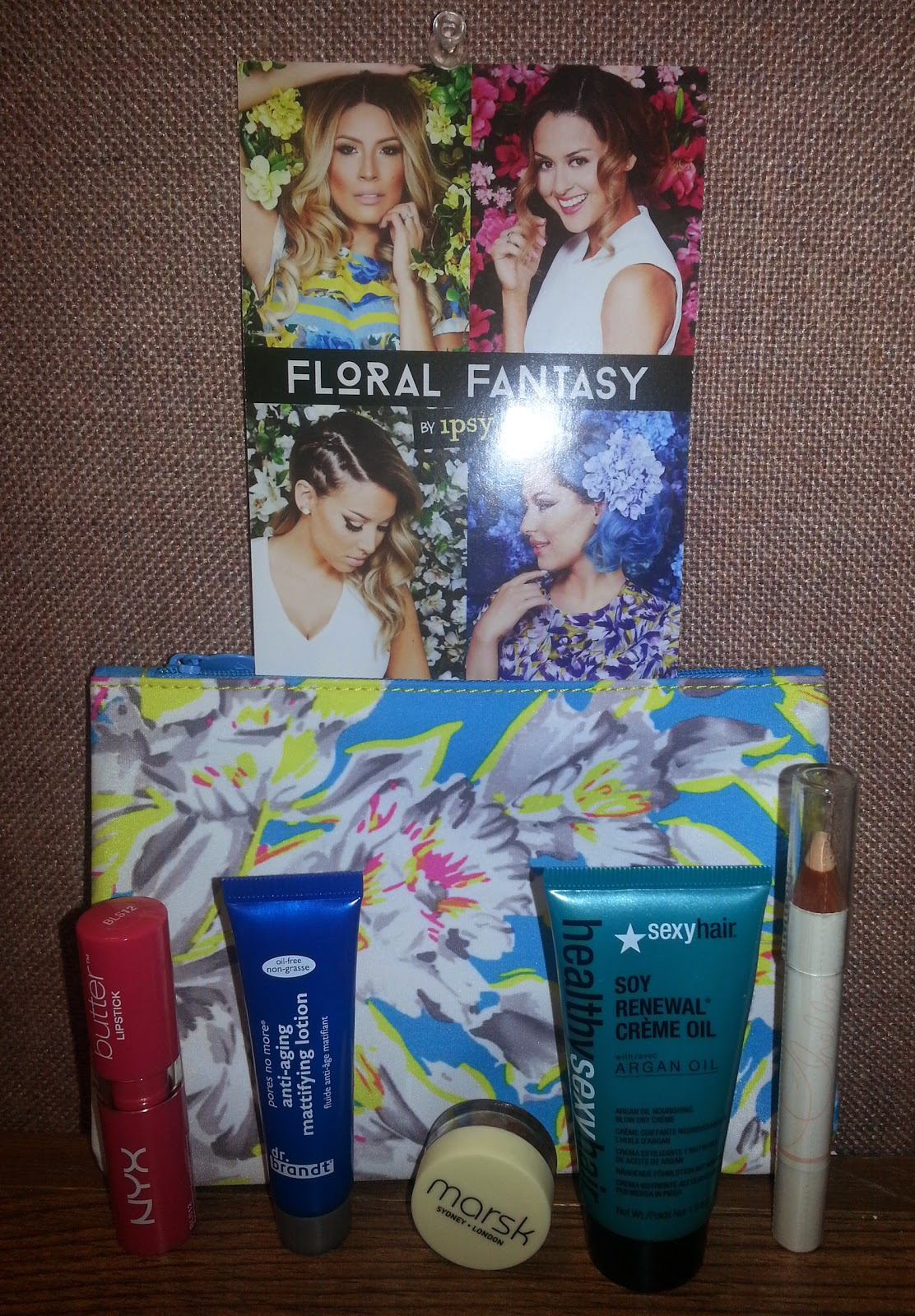 Ipsy Glam Bag March 2015