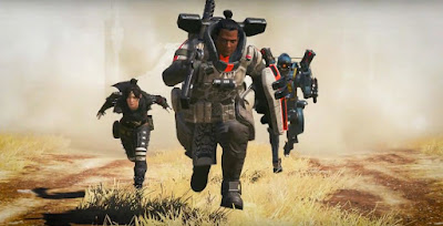 Apex Legend, BR Game, Similar to Fortnite