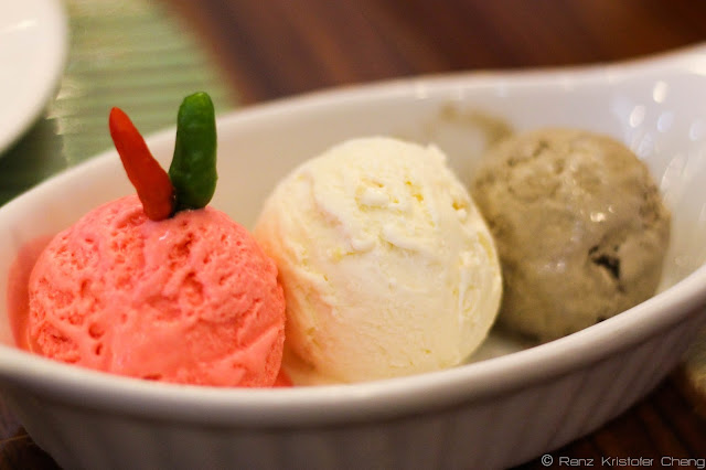 Sili Ice Cream of 1st Colonial Grill