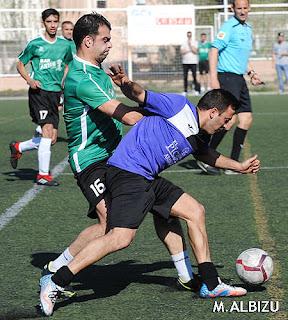 Liga de Fútbol de Aranjuez