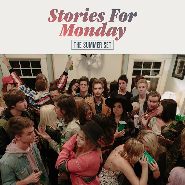 The Summer Set - Stories for Monday album cover