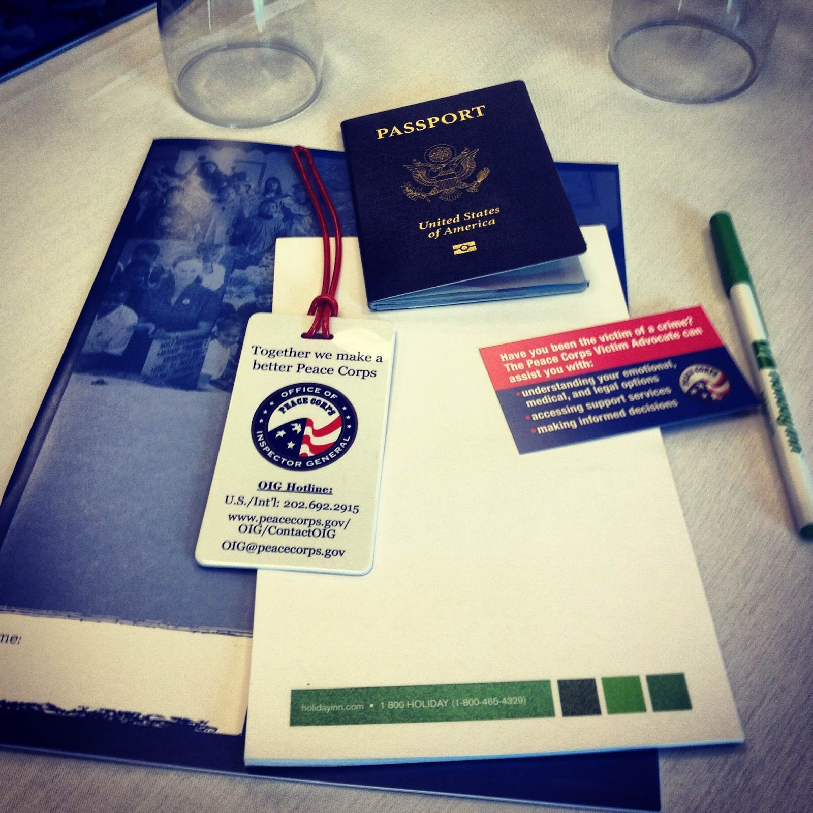 Nicaraguan Notes Peace Corps Adventures Staging