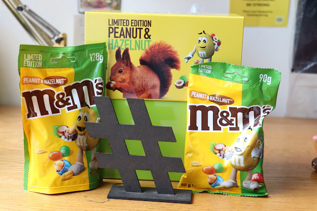 M&M's Introduces The New #Peanut & #Hazelnut Limited Edition #Chocolates #MMsDareToShare