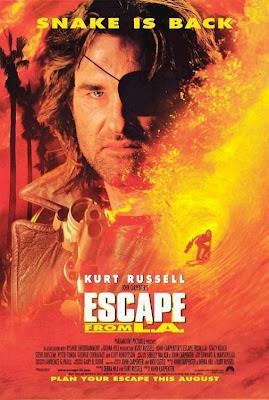 Escape de Los Angeles | 3gp/Mp4/DVDRip Latino HD Mega