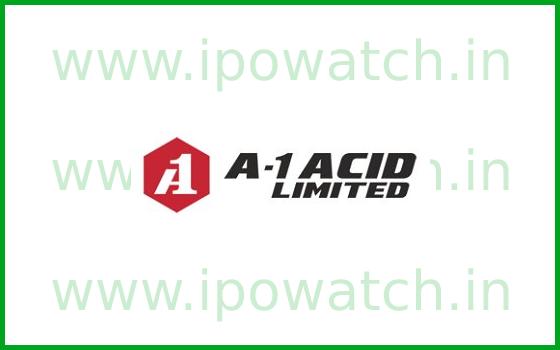 A1 acid ipo subscription