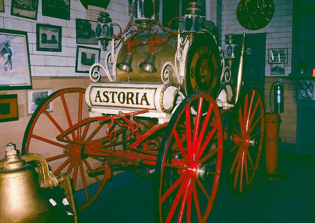 Manhattan : une visite au New York City Fire Museum
