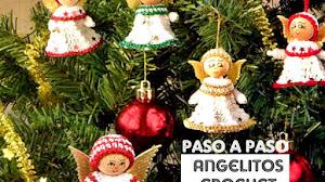 Angelitos a Crochet / Paso a paso