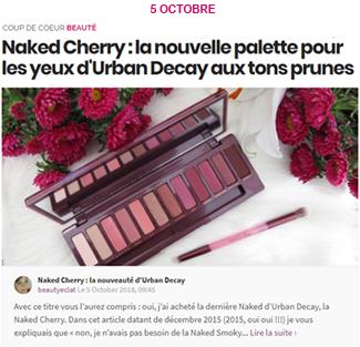 blog maquillage