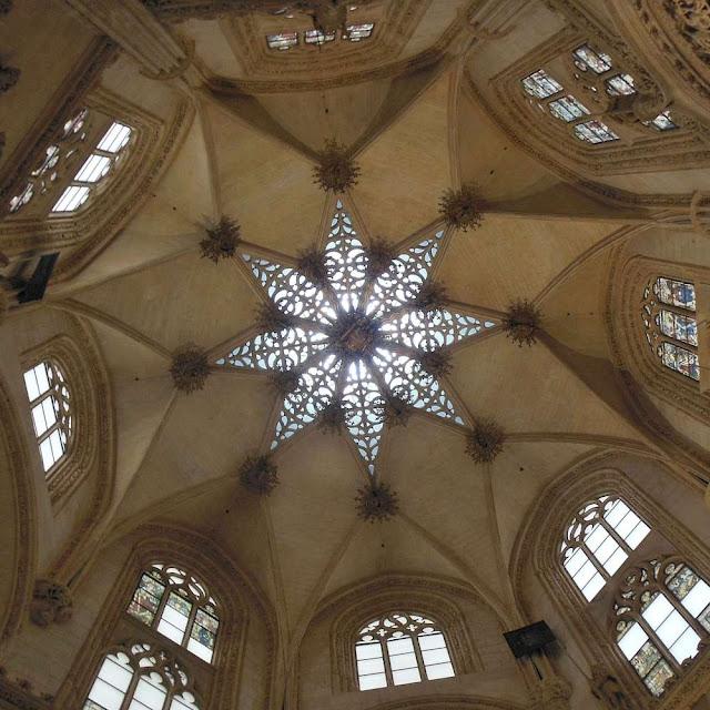 Burgos, Camino, Jola Stepien, katedra, kaplica konstabli