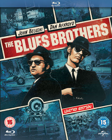 Poster Of The Blues Brothers In Dual Audio Hindi English 300MB Compressed Small Size Pc Movie Free Download Only At worldfree4u.com