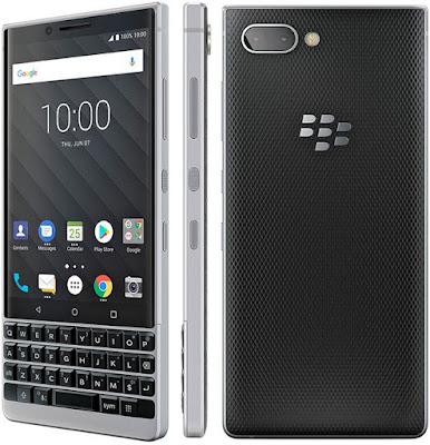 نظرة على هاتف BlackBerry KEY2 الجديد من سعر ومواصفات