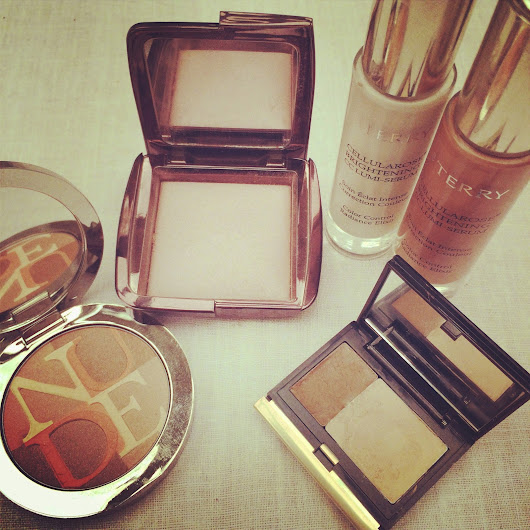 New bronzing and contouring favourites....