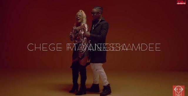Chege Ft. Vanessa Mdee - Manjegeka