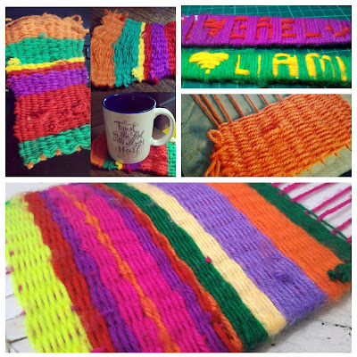 Handicraft # 1: Weaving