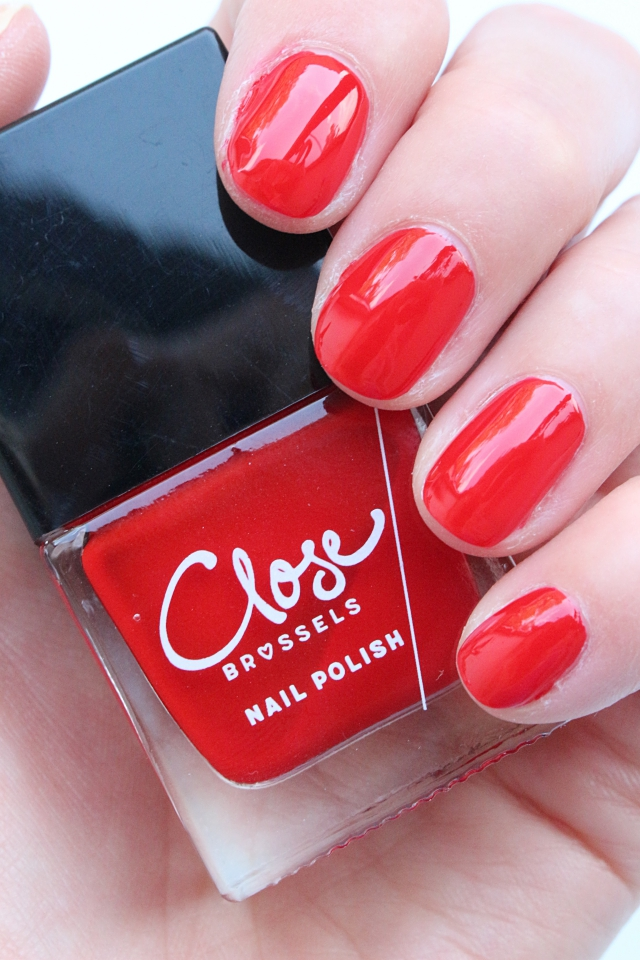 Close Brussels Nail Polish 302 Kriek So Chic