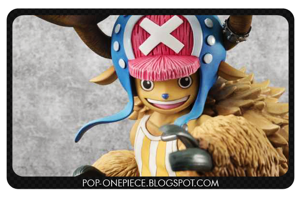 Tony Tony Chopper Horn Point - P.O.P MAS