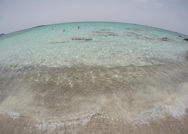 Elafonisi Beach - Creta, Grécia