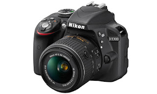Harga Kamera DSLR Nikon D3300 dan Spesifikasi Lengkap