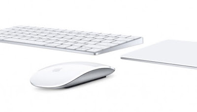 Magic Keyboard, Magic Mouse 2 dan Magic Trackpad 2