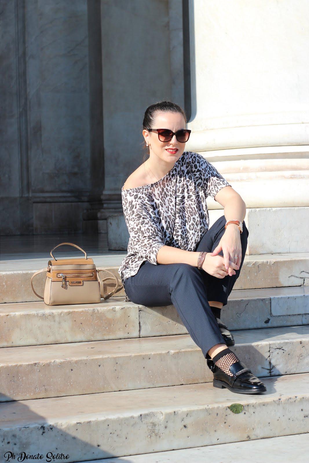 Scarpe che vanno di moda adesso: mocassino MJUS autunno/inverno 2018/2019
