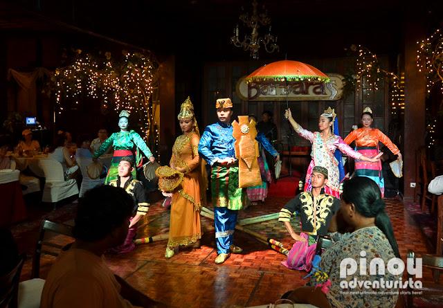 Menu Barbaras Heritage Restaurant in Intramuros Manila