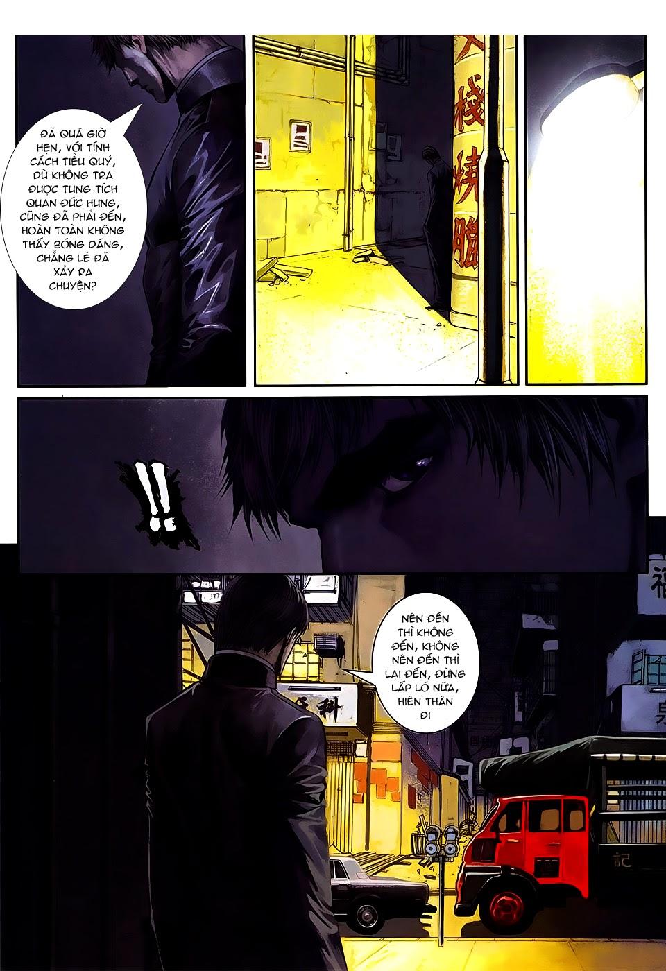 Quyền Đạo chapter 8 trang 22