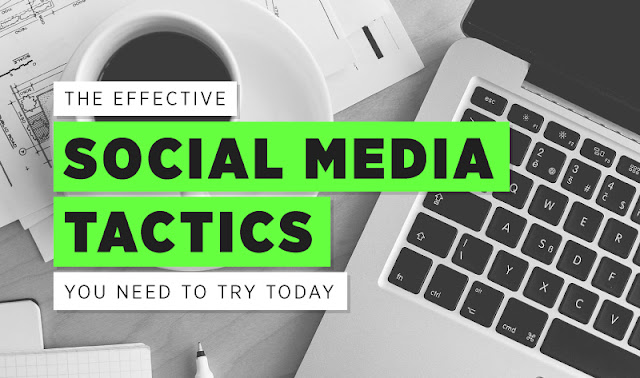The Effective #SocialMedia Marketing Tactics You Need To Try Today - #infographic