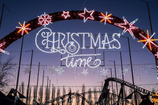 Mirabilandia Christmas Time 2018