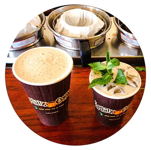Where The Local Go: Philz Coffee     LLK-C.com