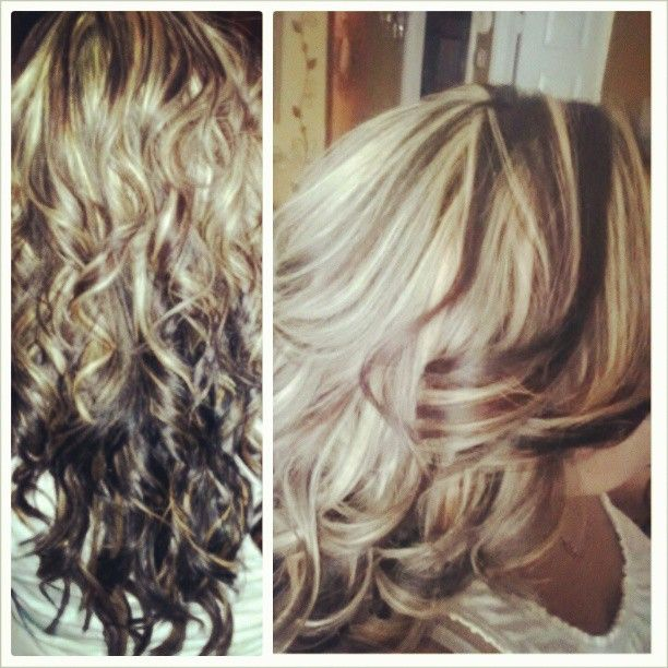Chocolate Blonde Hair Color 18