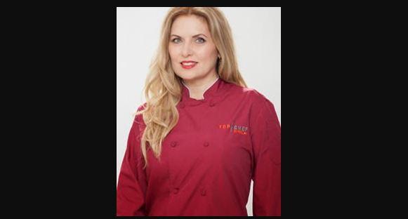 Judith Grace en top chef estrella