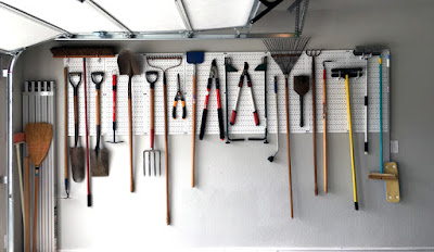 Wall Control Pegboard Images Contest - Best Garage Pegboard