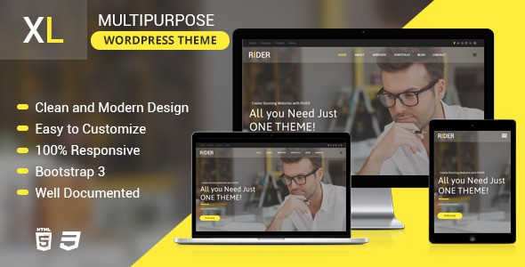 XL Multipurpose LayersWP Child Theme