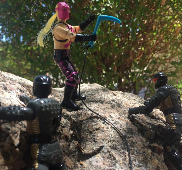1993 Ninja Force Banzai, DEF, Headhunter Stormtrooper